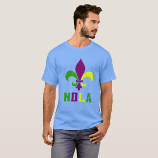 NOLA - Madri Gras T-Shirt