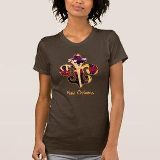 NOLA Painted Fleur de lis (3) T-Shirt
