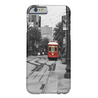 NOLA street car Barely There iPhone 6 Case