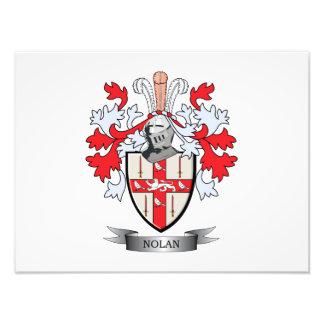 Nolan Coat of Arms Photo Print
