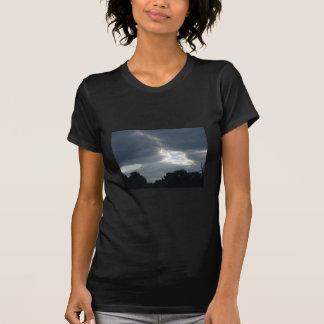 Noleridge Park Cedar Rapids Iowa Cloudscape Tee Shirt