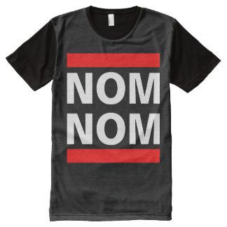 NOM NOM All-Over PRINT T-Shirt