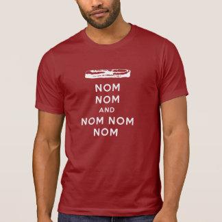 Nom Nom and Nom Nom Nom T-shirt