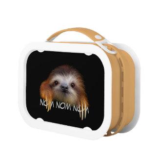 Nom Nom Nom Baby Sloth Lunchbox