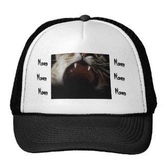Nom Nom Nom Kitty Cap