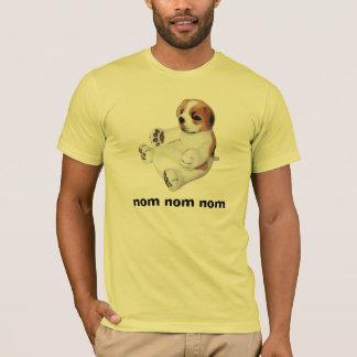 Nom Nom Nom Puppy Shirt