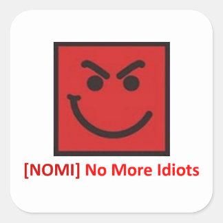 NOMI clan Square Sticker