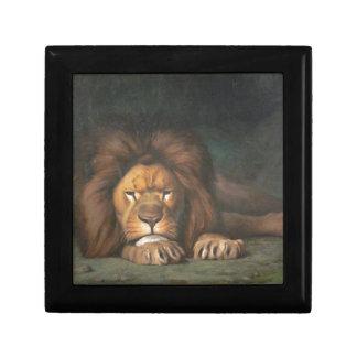 Nominor Leo by Jean-Leon Gerome Gift Box
