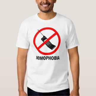 Nomophobia Tees