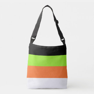 Non-Binary Pride Flag Crossbody Bag