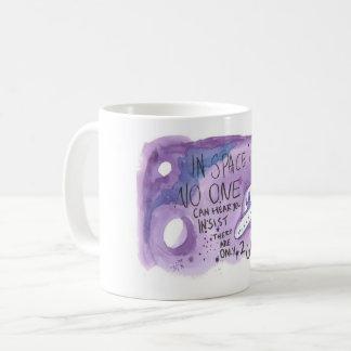 Non-binary Space Mug