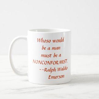 Non-Conformist Coffee Mug