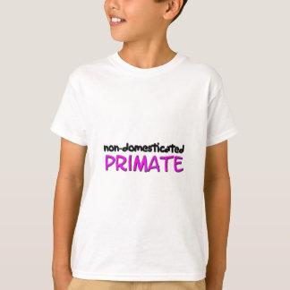 non-domesticated primate (1) T-Shirt