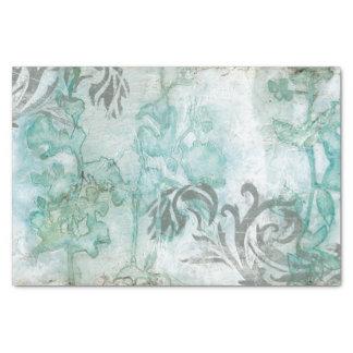 Non-Embellished Flower Spray III Tissue Paper