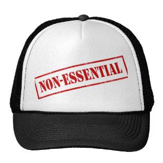Non Essential Stamp Cap