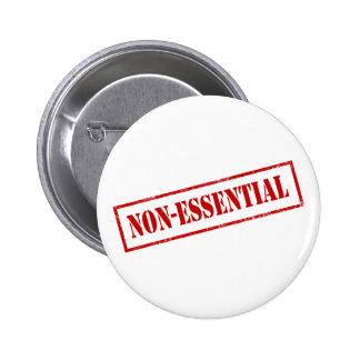 Non Essential Stamp Pin