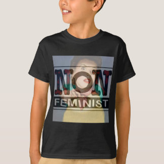non-fem, woman T-Shirt