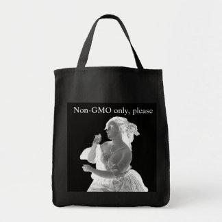 Non-GMO Theme Grocery Tote