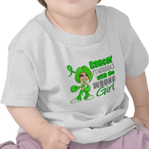 Non-Hodgkin's Lymphoma Messed With Wrong Girl.png Tee Shirt