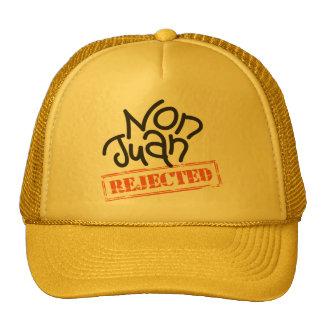 Non Juan Yellow Trucker's Hat