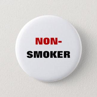 Non-Smoker - Button