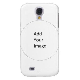non template QPC test Samsung Galaxy S4 Case