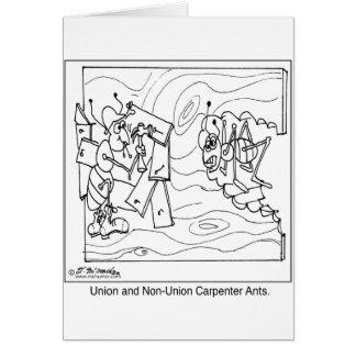 Non-Union Carpenter Ants Cards