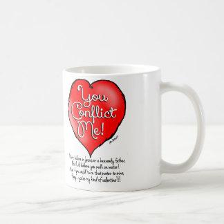 Nonbeliever's Valentine! Coffee Mug