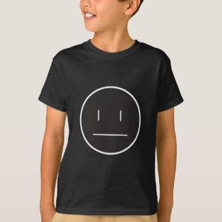 nonchalant face negative T-Shirt