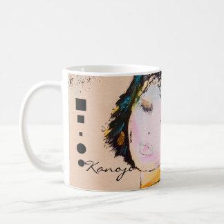 Nonchalant II Basic White Mug
