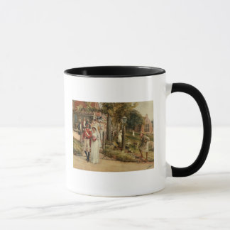 None But The Brave Deserve The Fair' Mug