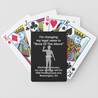 None_of_the_above Bicycle Playing Cards