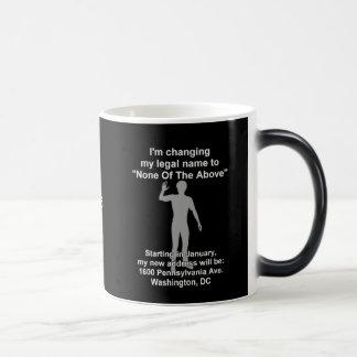 None_of_the_above Magic Mug