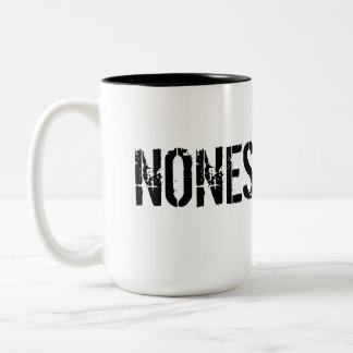 NONESSENTIAL Government Employee Coffee Mug