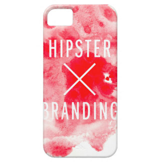 NonHipster Branding iPhone 5 Cover