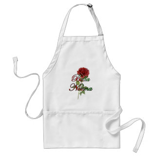 Nonna (Beautiful Italain Grandmother) Standard Apron