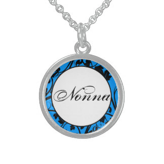 Nonna Sterling Silver Necklace