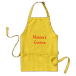 Nonna's Cucina (Kitchen) Special Gift Apron