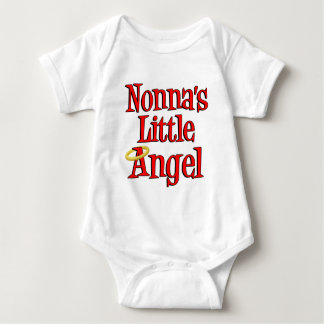 Nonna's Little Angel Tshirt