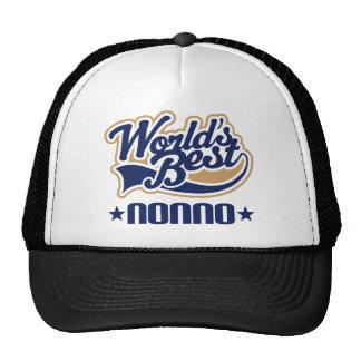 Nonno Gift Mesh Hat
