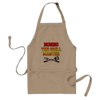 Nonno The Grill Master Apron