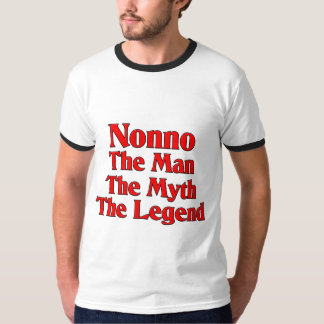 Nonno The Man T-Shirt