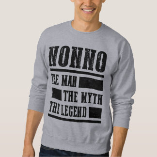 Nonno The Man The Myth The Legend Sweatshirt