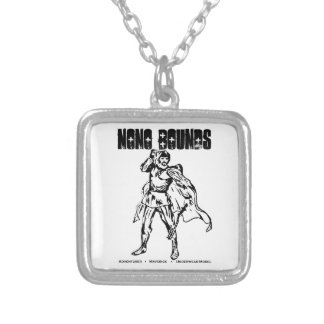 Nono Bounds Action Wear Silver Plated Necklace
