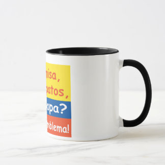 NonPloblem coffee mug! Mug