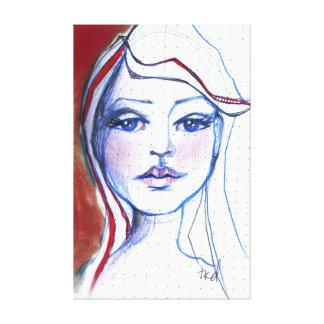 Nonplussed Canvas Print