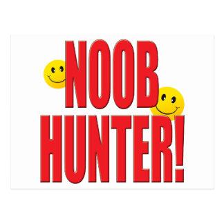 Noob Hunter Life Post Cards