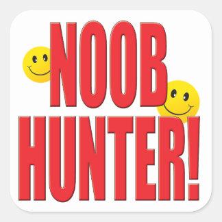 Noob Hunter Life Sticker