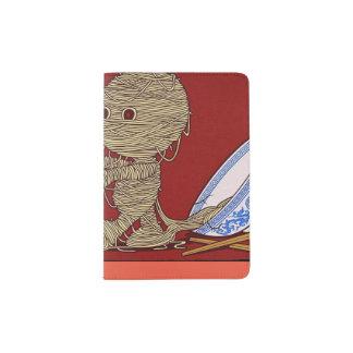 Noodle mummy