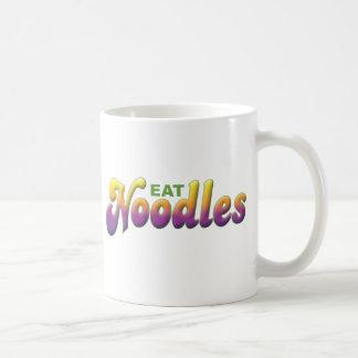 Noodles, Eat Coffee Mugs